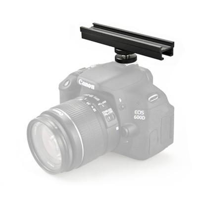 Extension griffe flash 15cm pour reflex numérique
